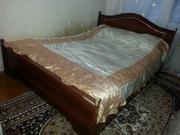 Продается двухспальная кровать